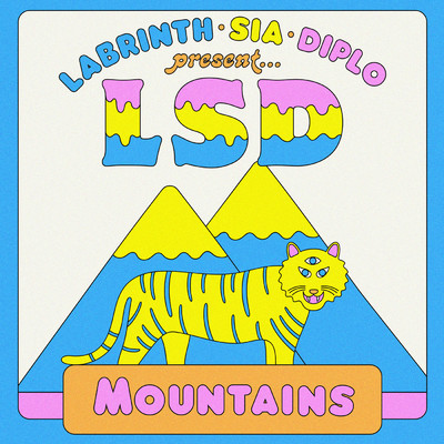 シングル/Mountains feat.Sia,Diplo,Labrinth/LSD