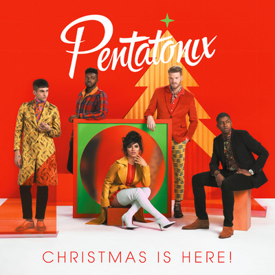 アルバム/Christmas Is Here!/Pentatonix