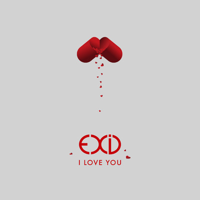 シングル/I Love You (Instrumental)/EXID