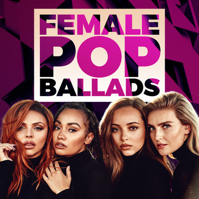 アルバム/Female Pop Ballads/Various Artists