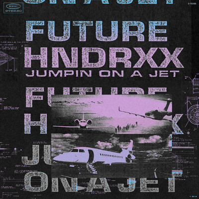 シングル/Jumpin on a Jet/Future