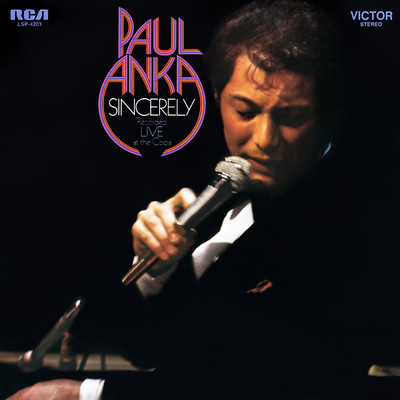 シングル/Goodnight My Love (Live at The Copa)/Paul Anka