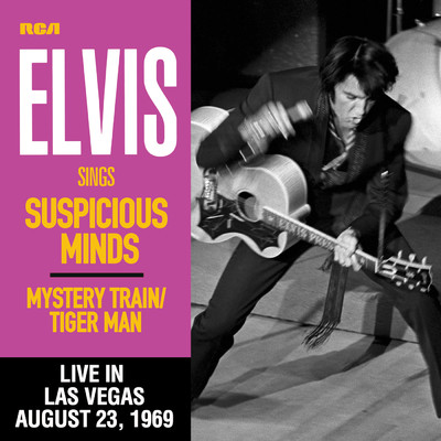 アルバム/Suspicious Minds (Live in Las Vegas, August 23, 1969)/Elvis Presley