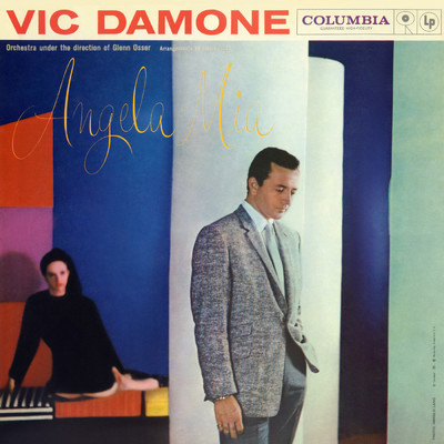 シングル/Tell Me That You Love Me/Vic Damone