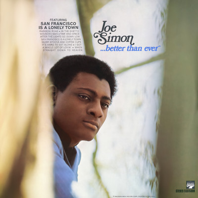 Joe Simon...Better Than Ever/Joe Simon