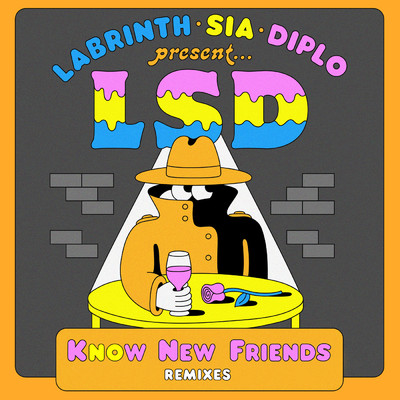 シングル/No New Friends (Hibell Remix) feat.Sia,Diplo,Labrinth/LSD