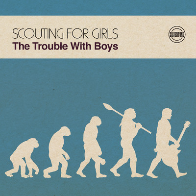 ハイレゾアルバム/The Trouble with Boys/Scouting For Girls