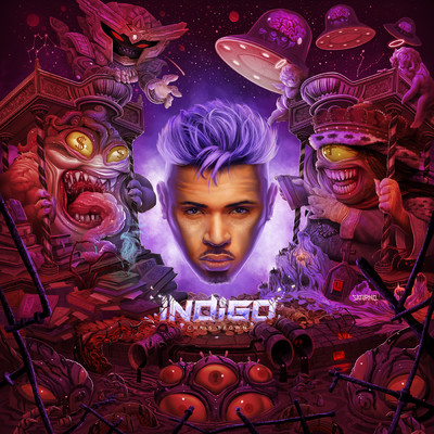 アルバム/Indigo (Explicit)/Chris Brown