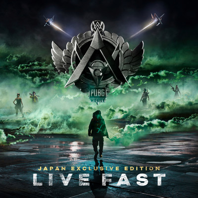 アルバム/Live Fast (Japan Exclusive)/Alan Walker