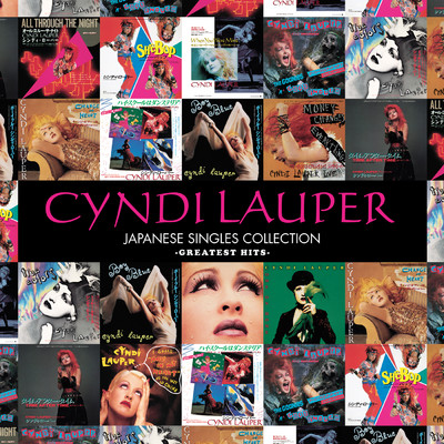 アルバム/Japanese Singles Collection - Greatest Hits/Cyndi Lauper