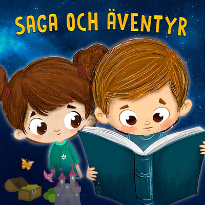 Saga och aventyr/Various Artists