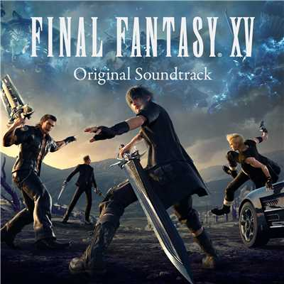 アルバム/FINAL FANTASY XV Original Soundtrack/Yoko Shimomura