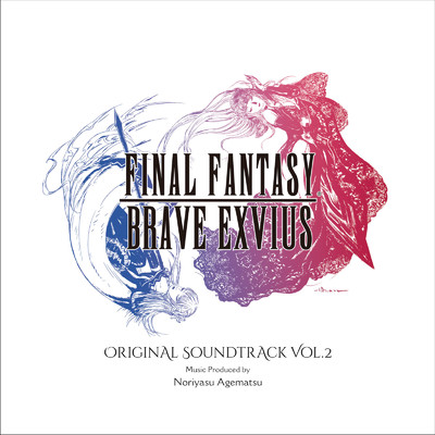 アルバム/FINAL FANTASY BRAVE EXVIUS Original Soundtrack Vol.2/Various Artists