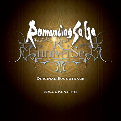 アルバム/Romancing SaGa Re;univerSe ORIGINAL SOUNDTRACK/伊藤 賢治