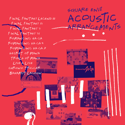 SQUARE ENIX ACOUSTIC ARRANGEMENTS/Various Artists