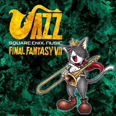 アルバム/SQUARE ENIX JAZZ -FINAL FANTASY VII-/植松伸夫