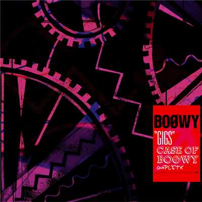 "シングル/FUNNY BOY (FROM ""GIGS"" CASE OF BOOWY)/BOφWY"
