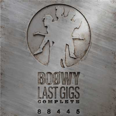 "シングル/NO. NEW YORK (Encore; FROM ""LAST GIGS"")/BOφWY"