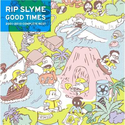 シングル/Super Shooter/RIP SLYME