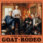 ハイレゾアルバム/Not Our First Goat Rodeo/Yo-Yo Ma/Stuart Duncan/Edgar Meyer/Chris Thile