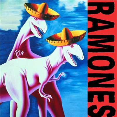 シングル/I Don't Want to Grow Up/Ramones
