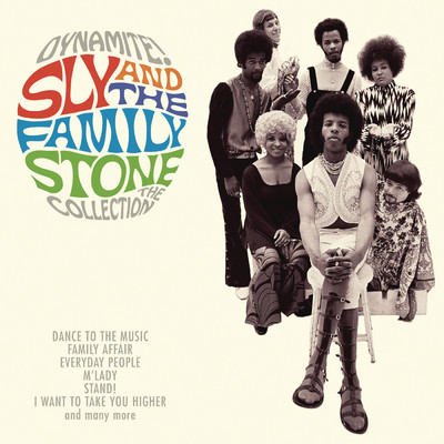 (You Caught Me) Smilin' (Single Version)/Sly & The Family Stone