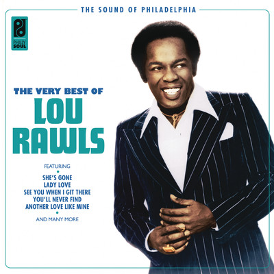 アルバム/Lou Rawls - The Very Best Of/Lou Rawls